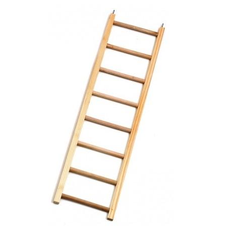 Escalera periquito 12 escalones