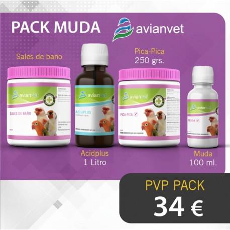 Pack Muda Avianvet