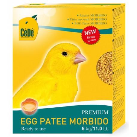 Pasta CEDE Amarilla Mórbida