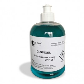 Gel Higienizante Hidroalcolico 500ml