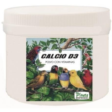 Calcio D3 + Vitaminas