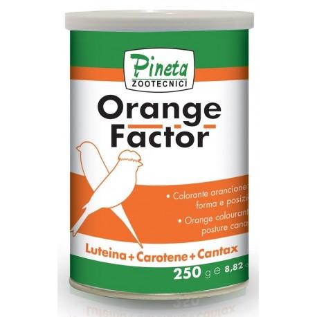 Orange Factor