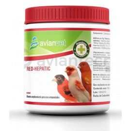 Red Hepatic Avianvet