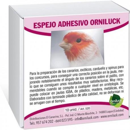 Espejo Adhesivo Orniluck (10 Unidades)