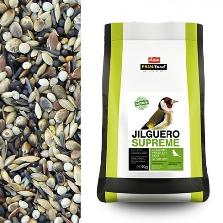 Mixtura Premifood Jilguero Supreme