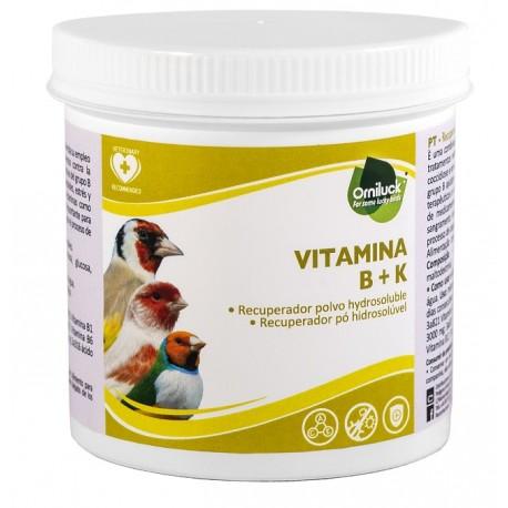 Vitaminas B+K Orniluck