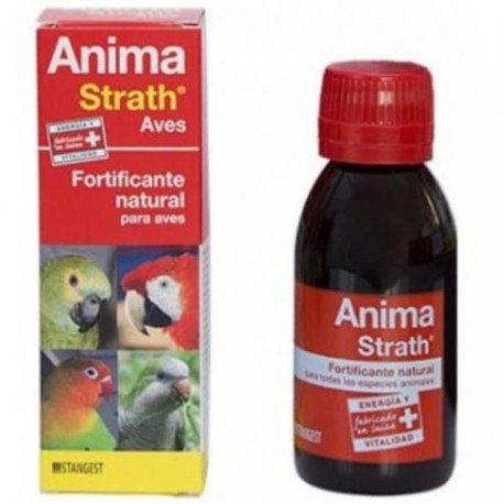 Anima Strath Aves - Fortificante Natural