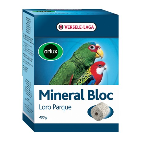 Bloque Mineral Loro park - Orlux
