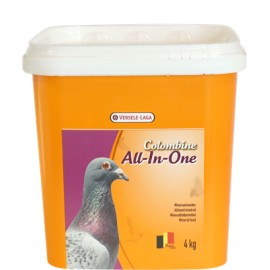 All-in-One Minerales Palomas