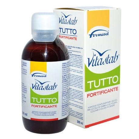 choque Vitaminic tutto Fortifican 200ml