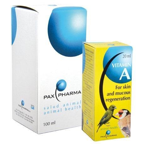 PAX Vitamina (A) 20 ml