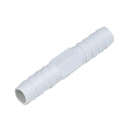 Empalme para tuberia de goma 10mm