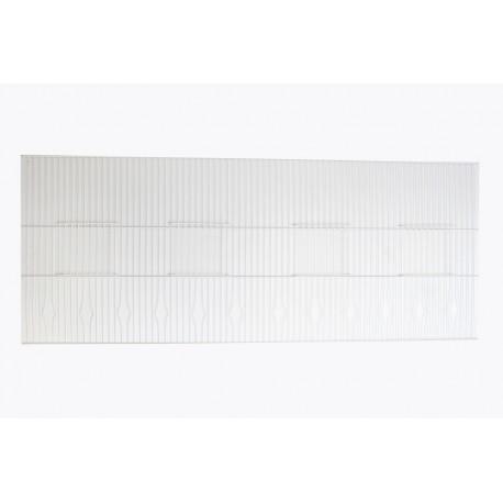 Frontal Jaula (100 x 40cm) Blanca
