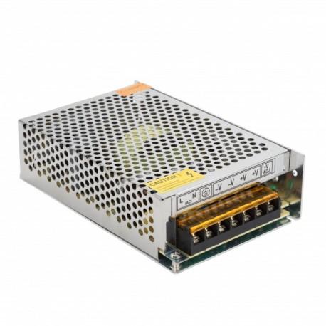 Transformador 240W para Tiras de LEDs 12VDC