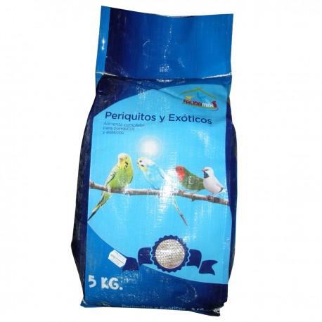 Alimento periquitos y exóticos Faunamix