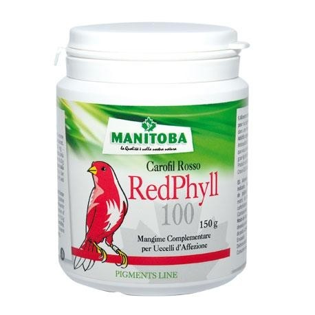 Carofil Rojo Redphyll Red Manitoba